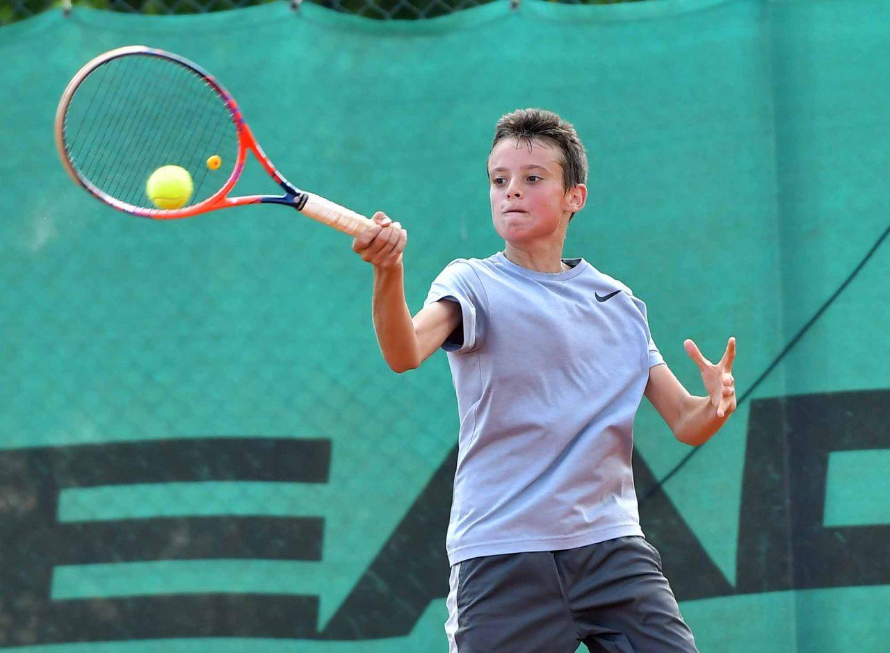 Държавно първенство тенис до 14 год. ТК 15-40 момчета (3)