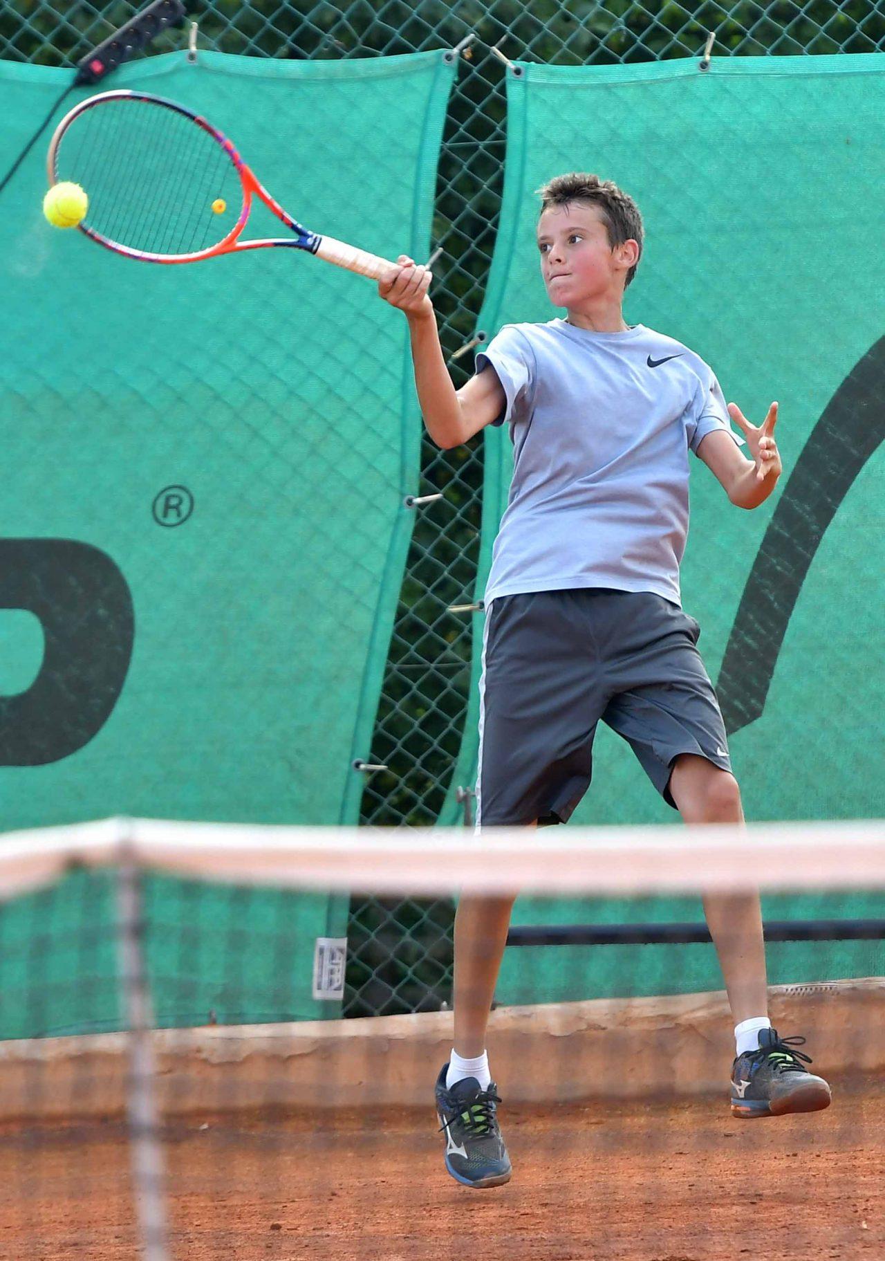 Държавно първенство тенис до 14 год. ТК 15-40 момчета (4)