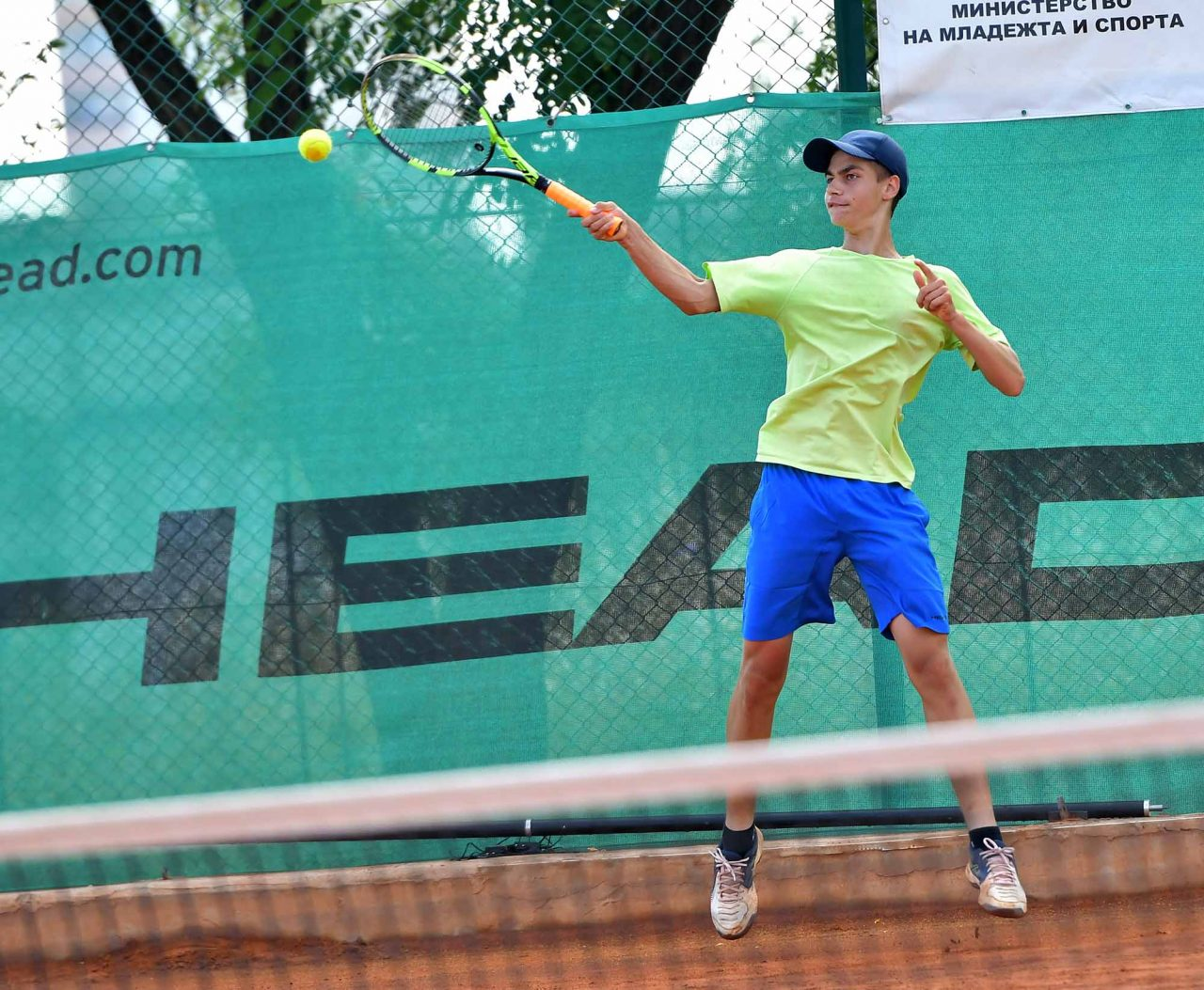 Държавно първенство тенис до 14 год. ТК 15-40 момчета (5)
