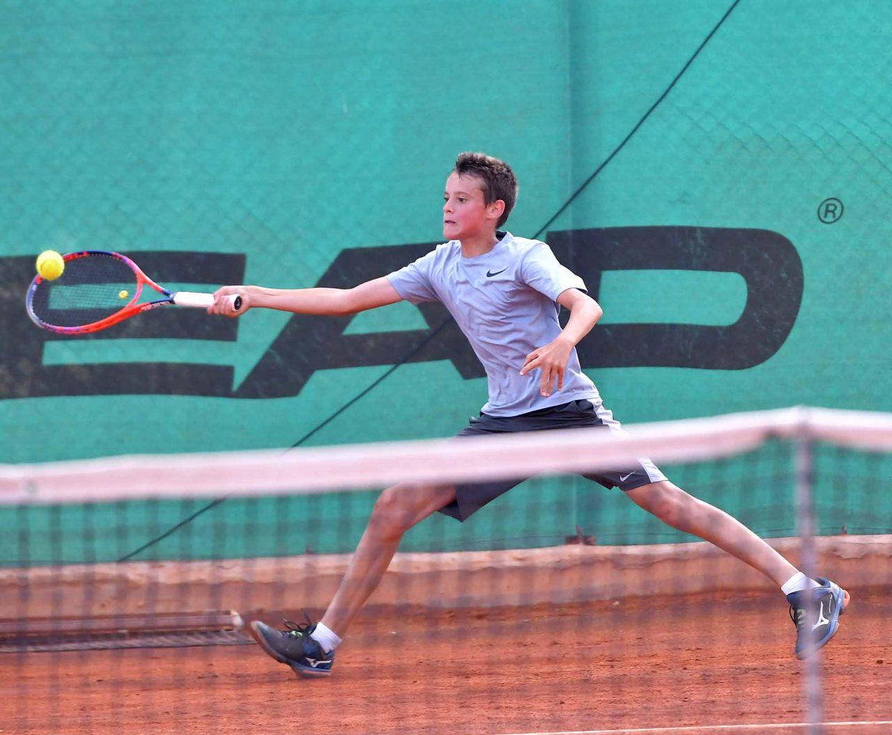 Държавно първенство тенис до 14 год. ТК 15-40 момчета (7)