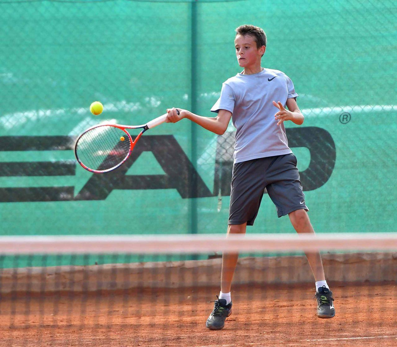 Държавно първенство тенис до 14 год. ТК 15-40 момчета (8)