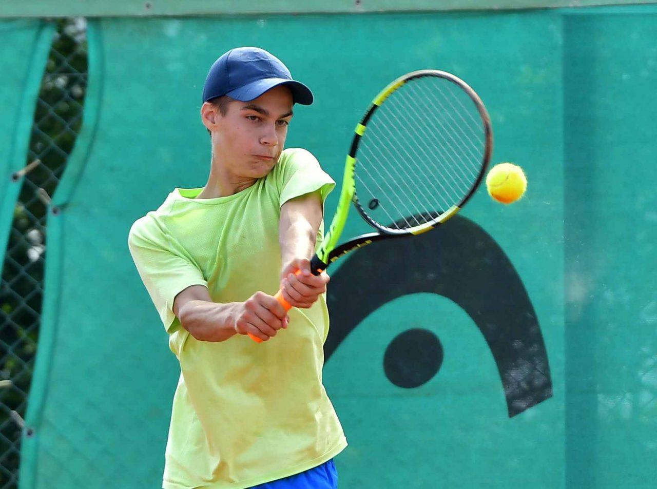 Държавно първенство тенис до 14 год. ТК 15-40 момчета (9)
