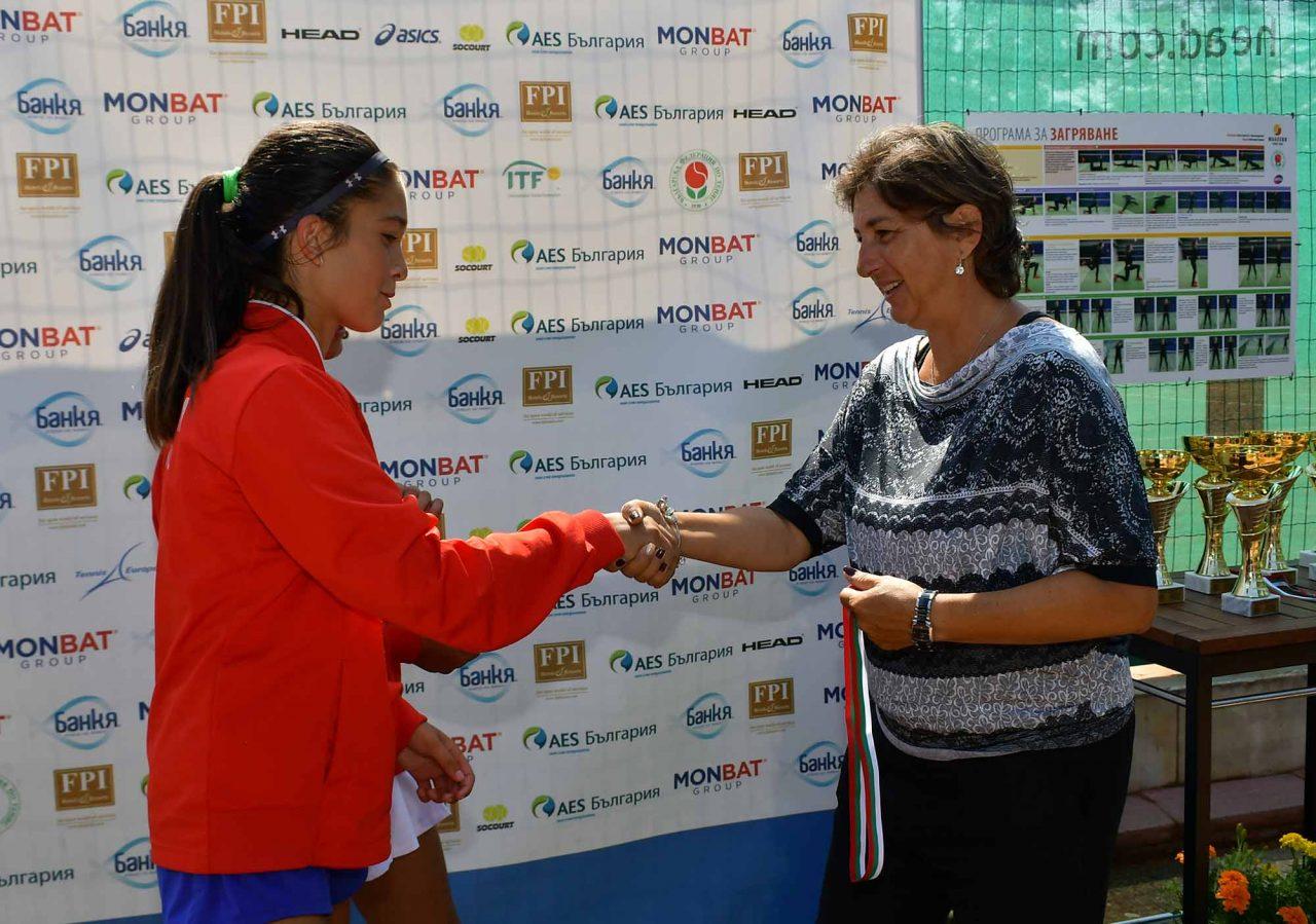 Държавно първенство тенис до 14 год. ТК 15-40 полуфинал (1)