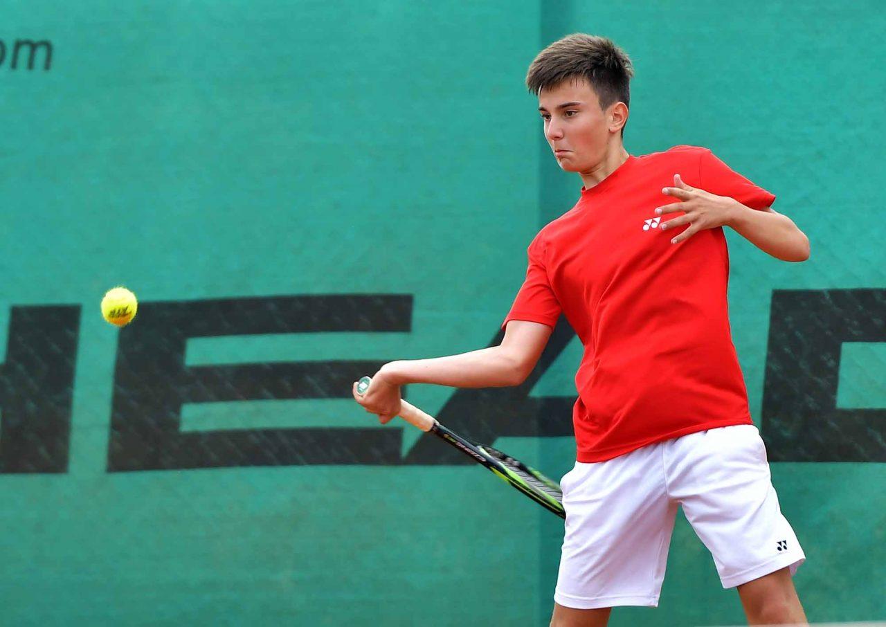 Държавно първенство тенис до 14 год. ТК 15-40 полуфинал (11)