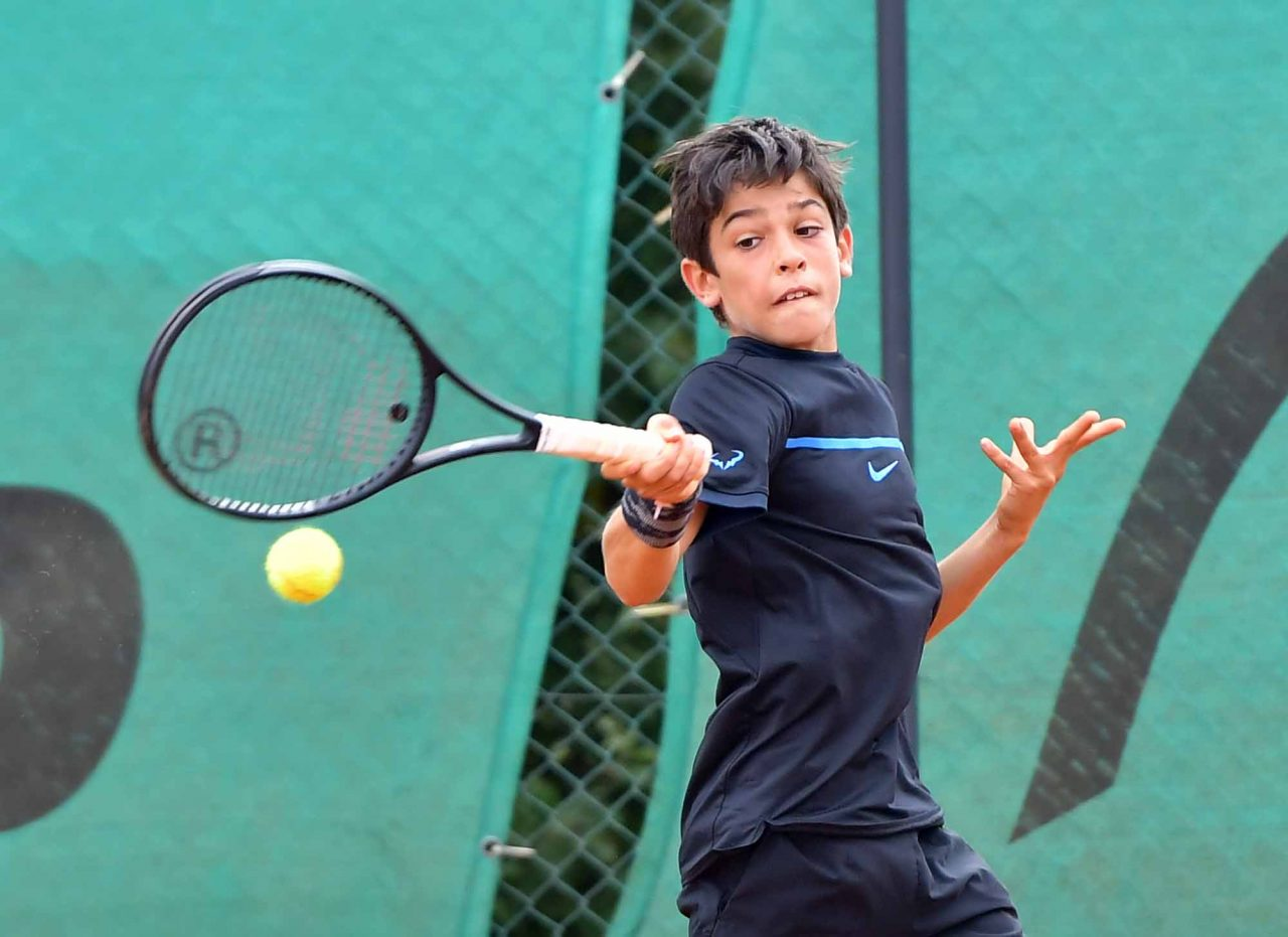 Държавно първенство тенис до 14 год. ТК 15-40 полуфинал (13)