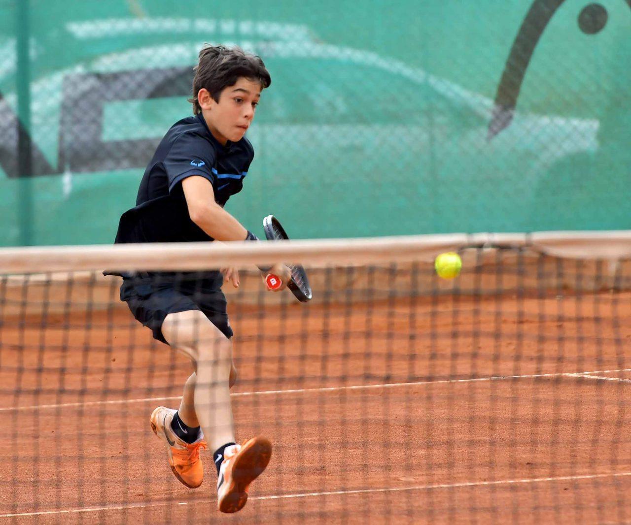 Държавно първенство тенис до 14 год. ТК 15-40 полуфинал (14)