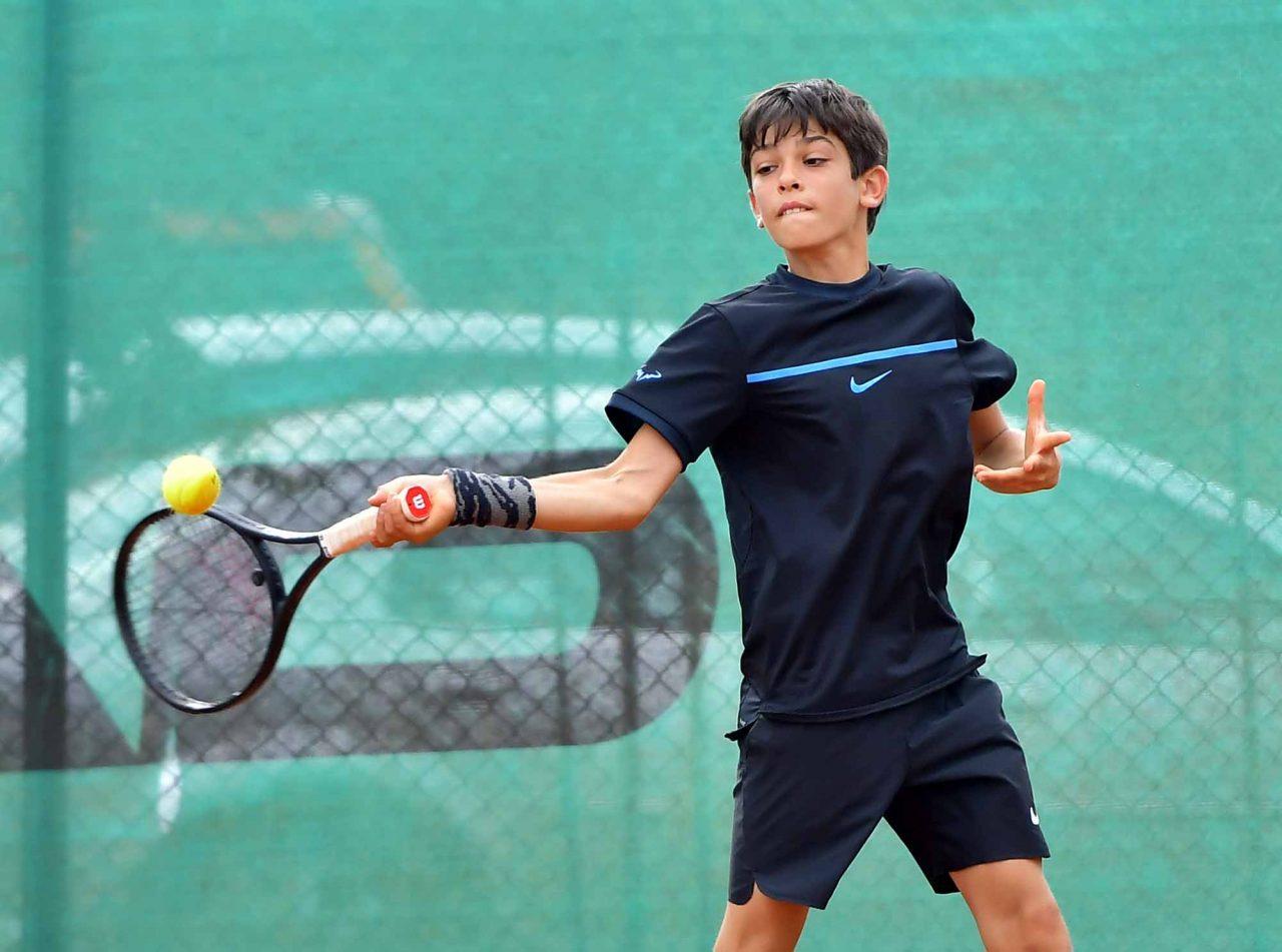 Държавно първенство тенис до 14 год. ТК 15-40 полуфинал (15)