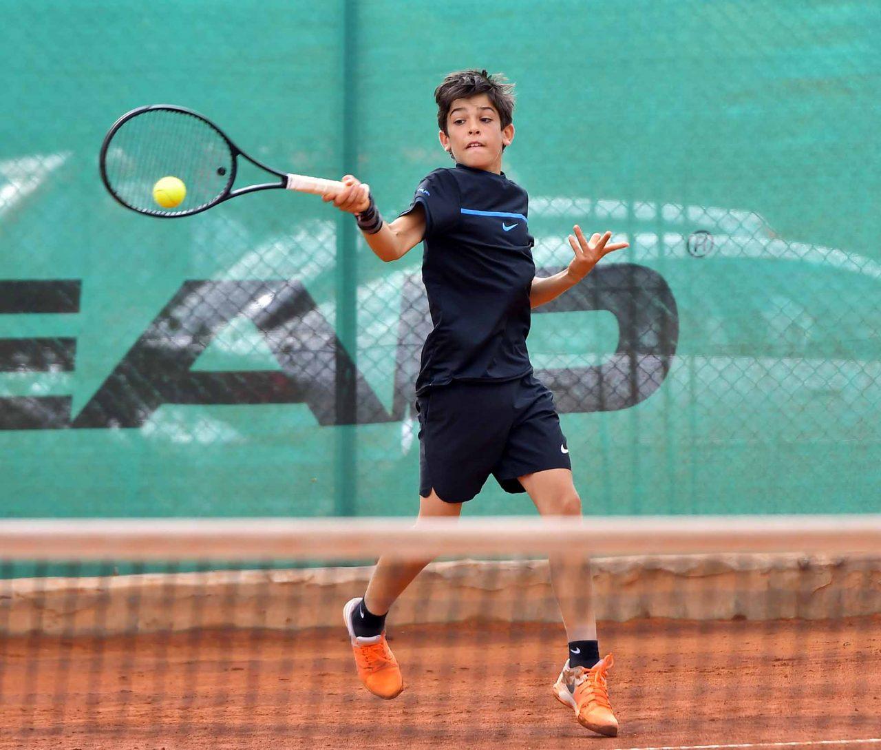 Държавно първенство тенис до 14 год. ТК 15-40 полуфинал (16)