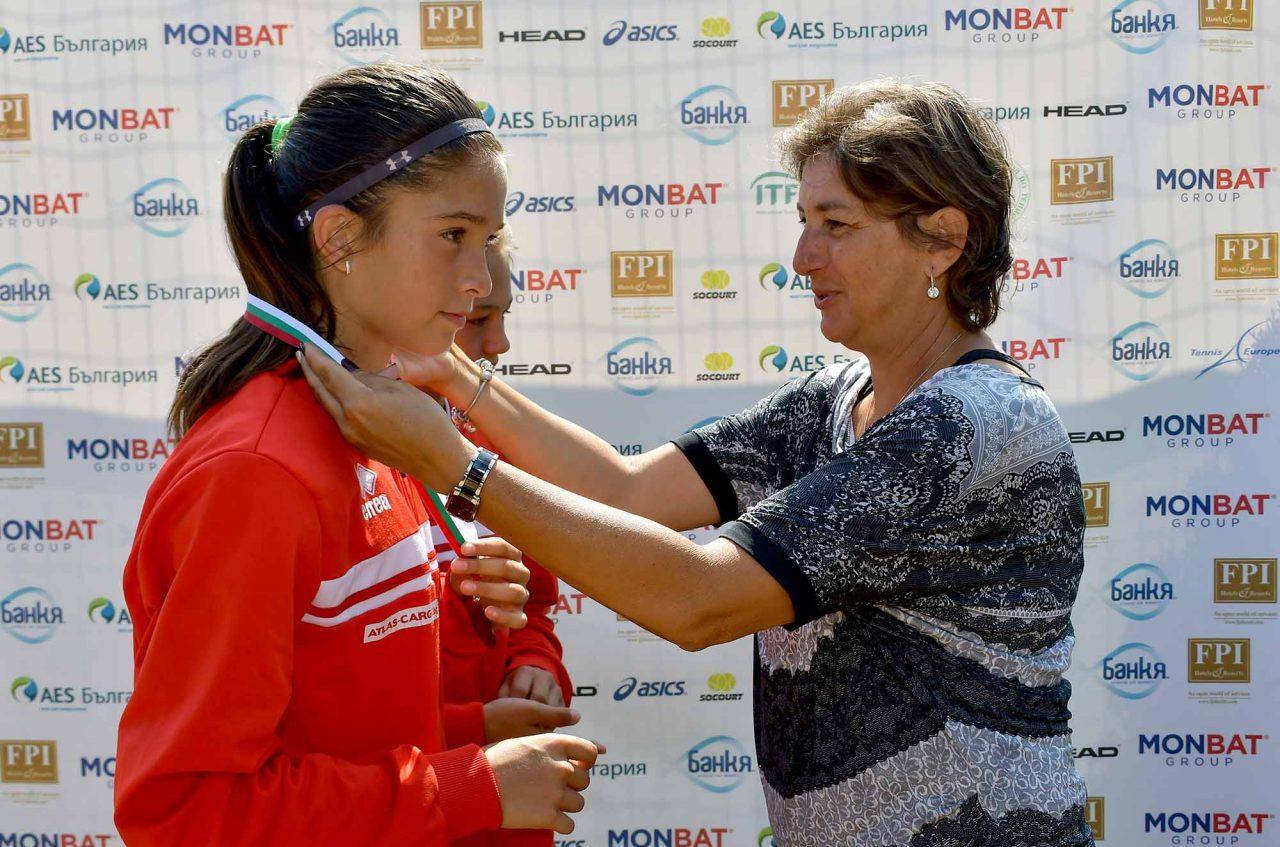 Държавно първенство тенис до 14 год. ТК 15-40 полуфинал (2)