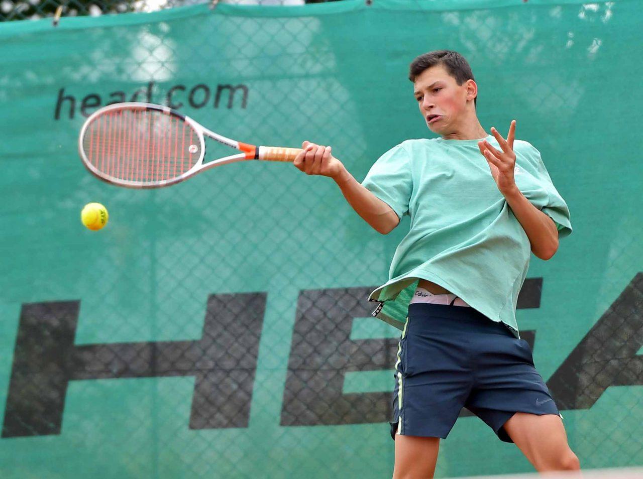 Държавно първенство тенис до 14 год. ТК 15-40 полуфинал (20)