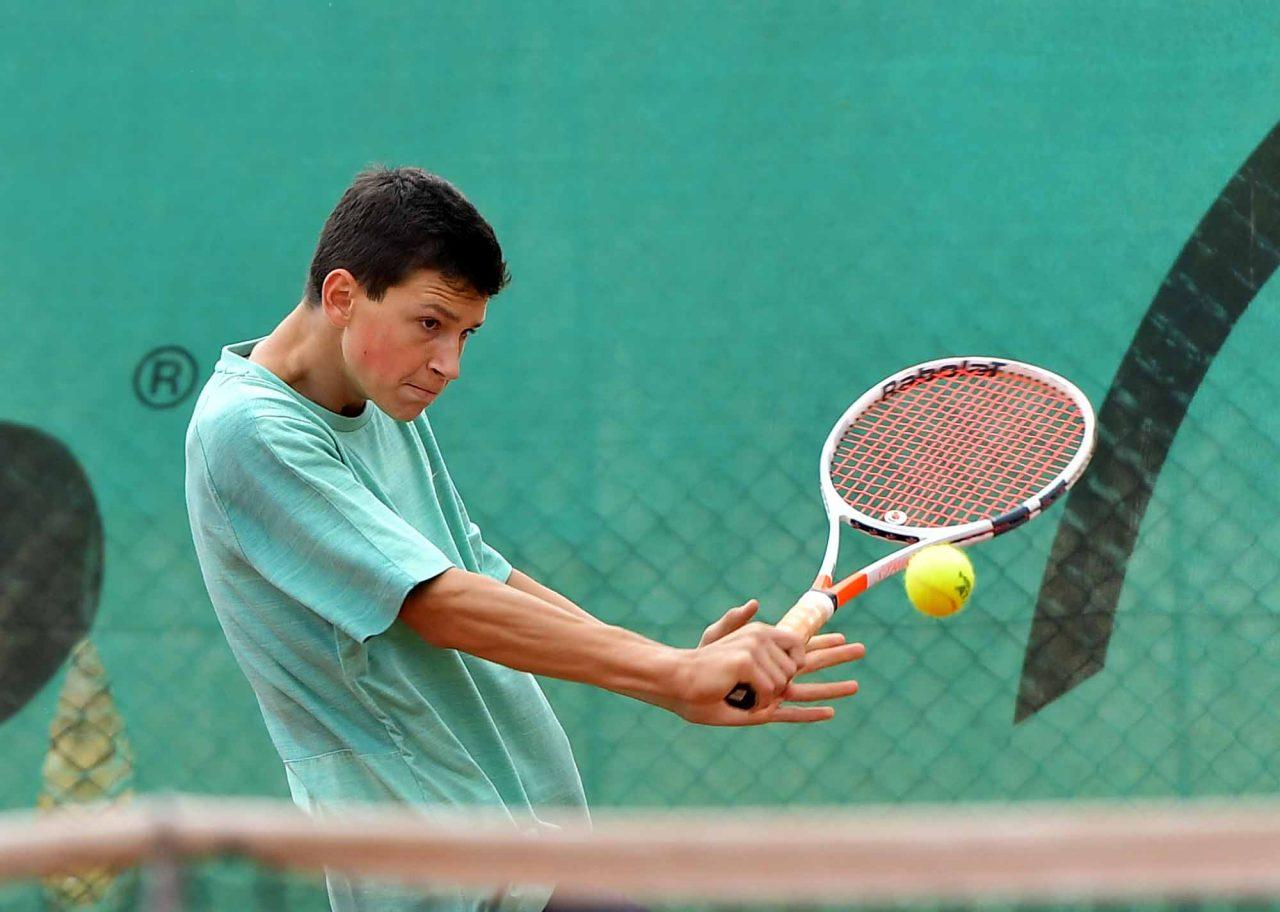 Държавно първенство тенис до 14 год. ТК 15-40 полуфинал (21)