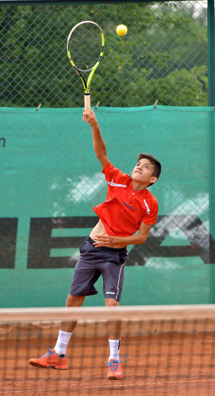 Държавно първенство тенис до 14 год. ТК 15-40 полуфинал (22)