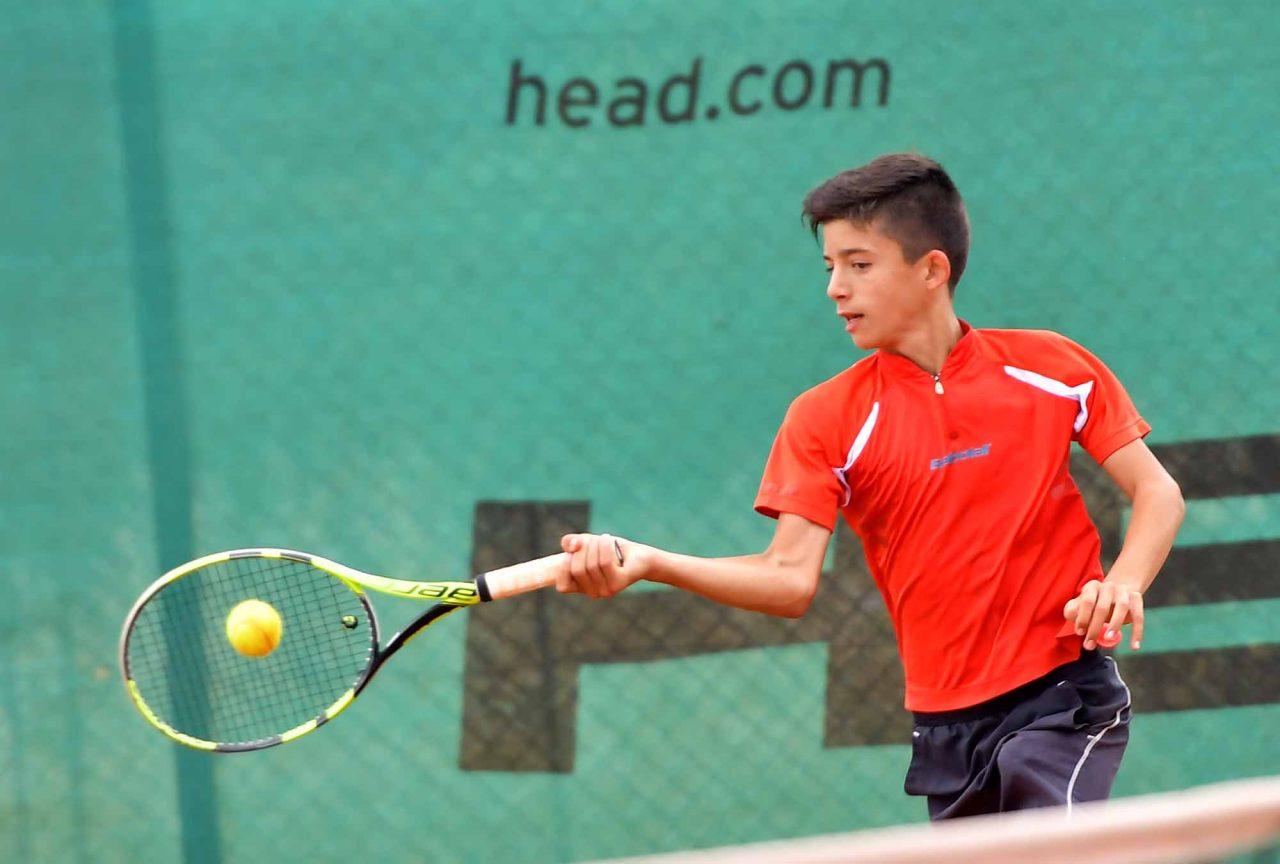 Държавно първенство тенис до 14 год. ТК 15-40 полуфинал (23)
