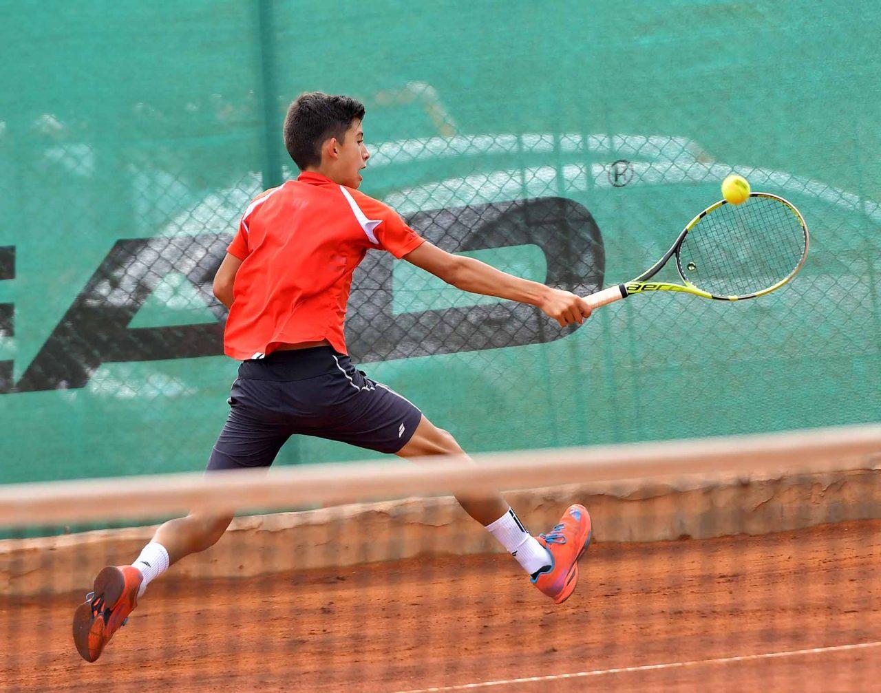 Държавно първенство тенис до 14 год. ТК 15-40 полуфинал (24)