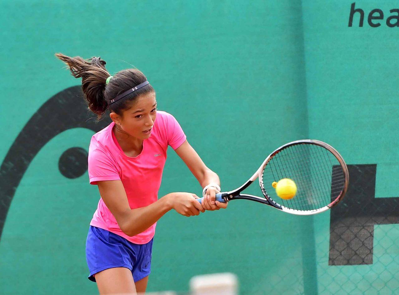 Държавно първенство тенис до 14 год. ТК 15-40 полуфинал (26)