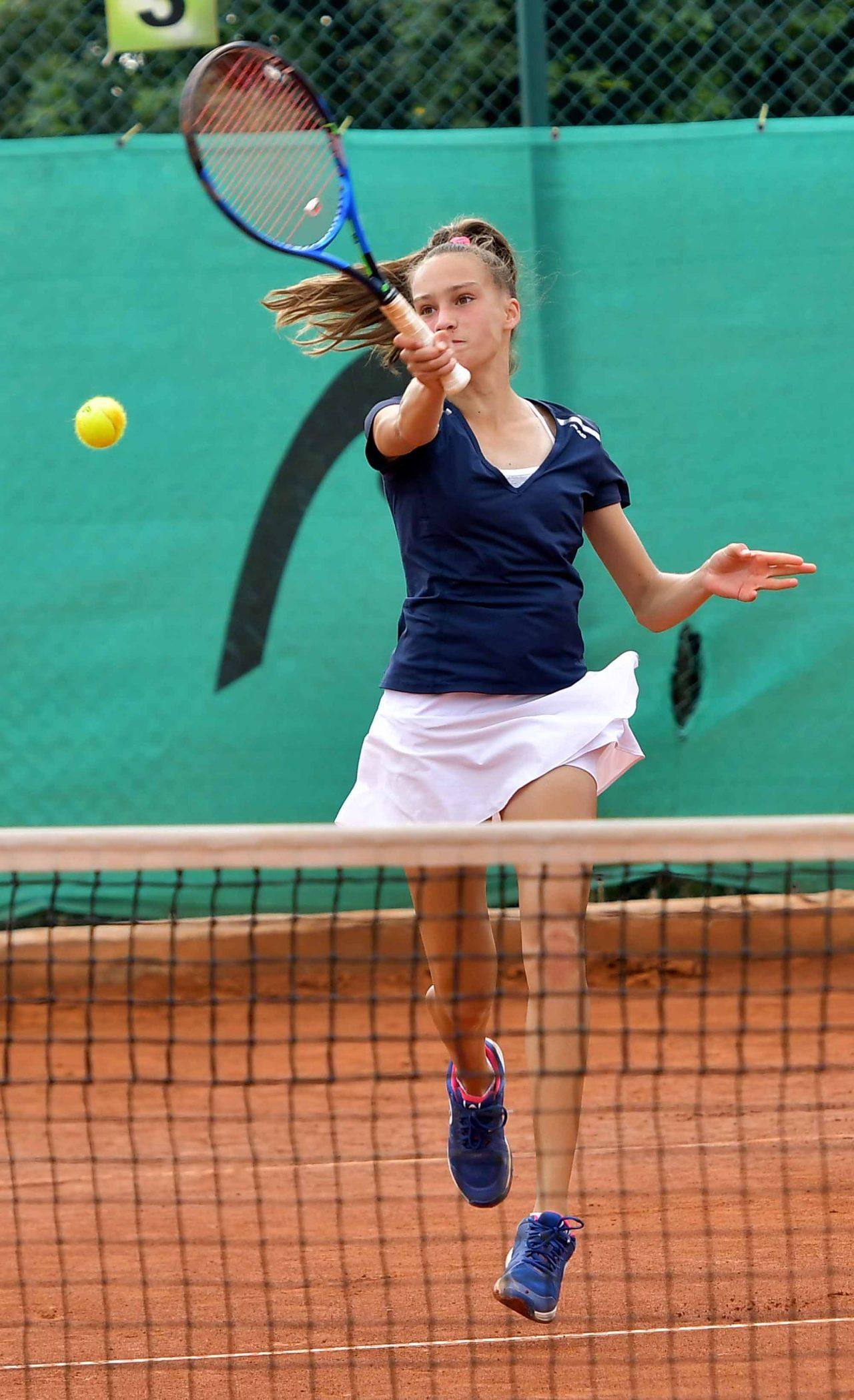 Държавно първенство тенис до 14 год. ТК 15-40 полуфинал (27)