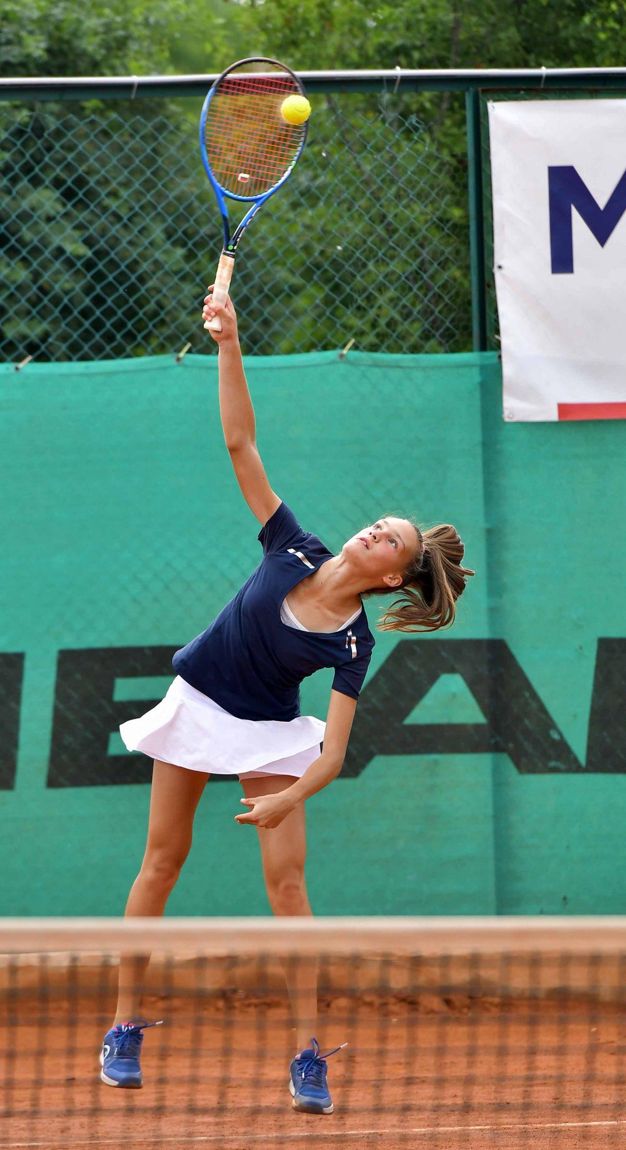 Държавно първенство тенис до 14 год. ТК 15-40 полуфинал (28)