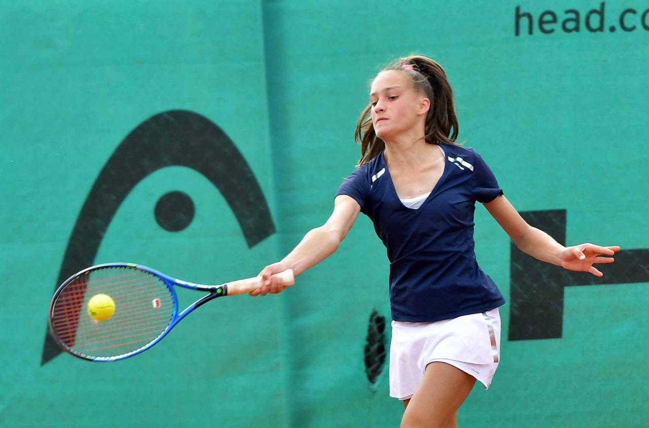 Държавно първенство тенис до 14 год. ТК 15-40 полуфинал (29)