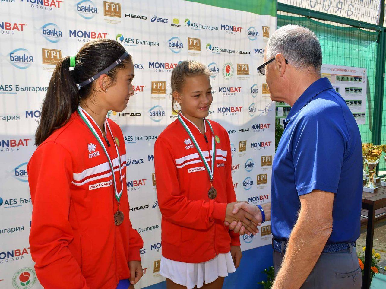 Държавно първенство тенис до 14 год. ТК 15-40 полуфинал (3)
