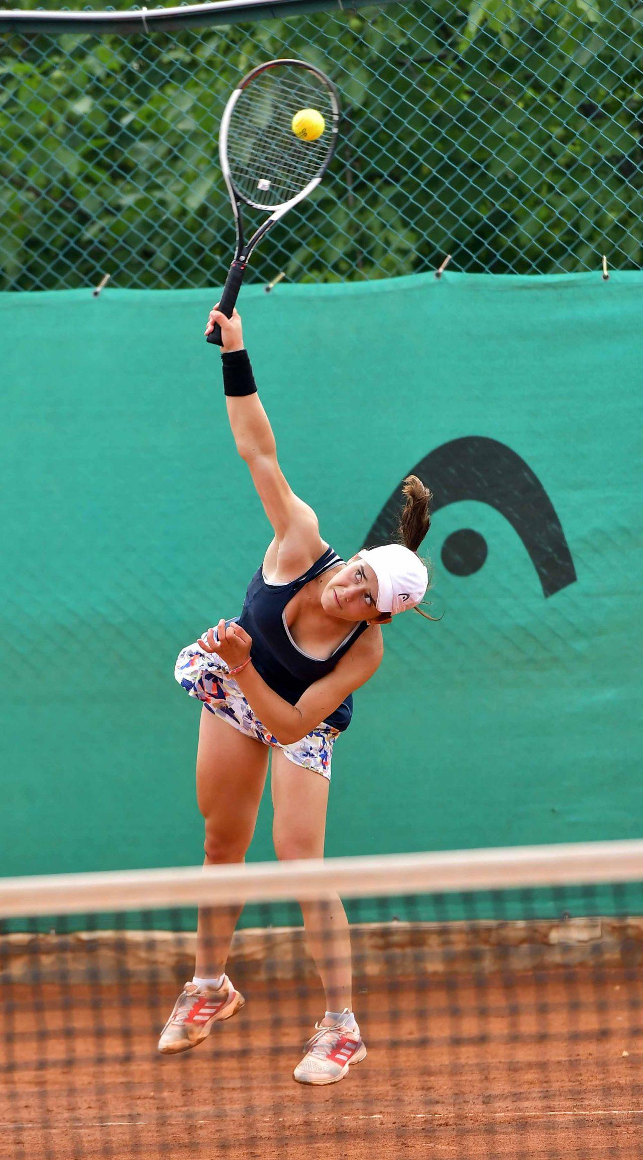 Държавно първенство тенис до 14 год. ТК 15-40 полуфинал (30)
