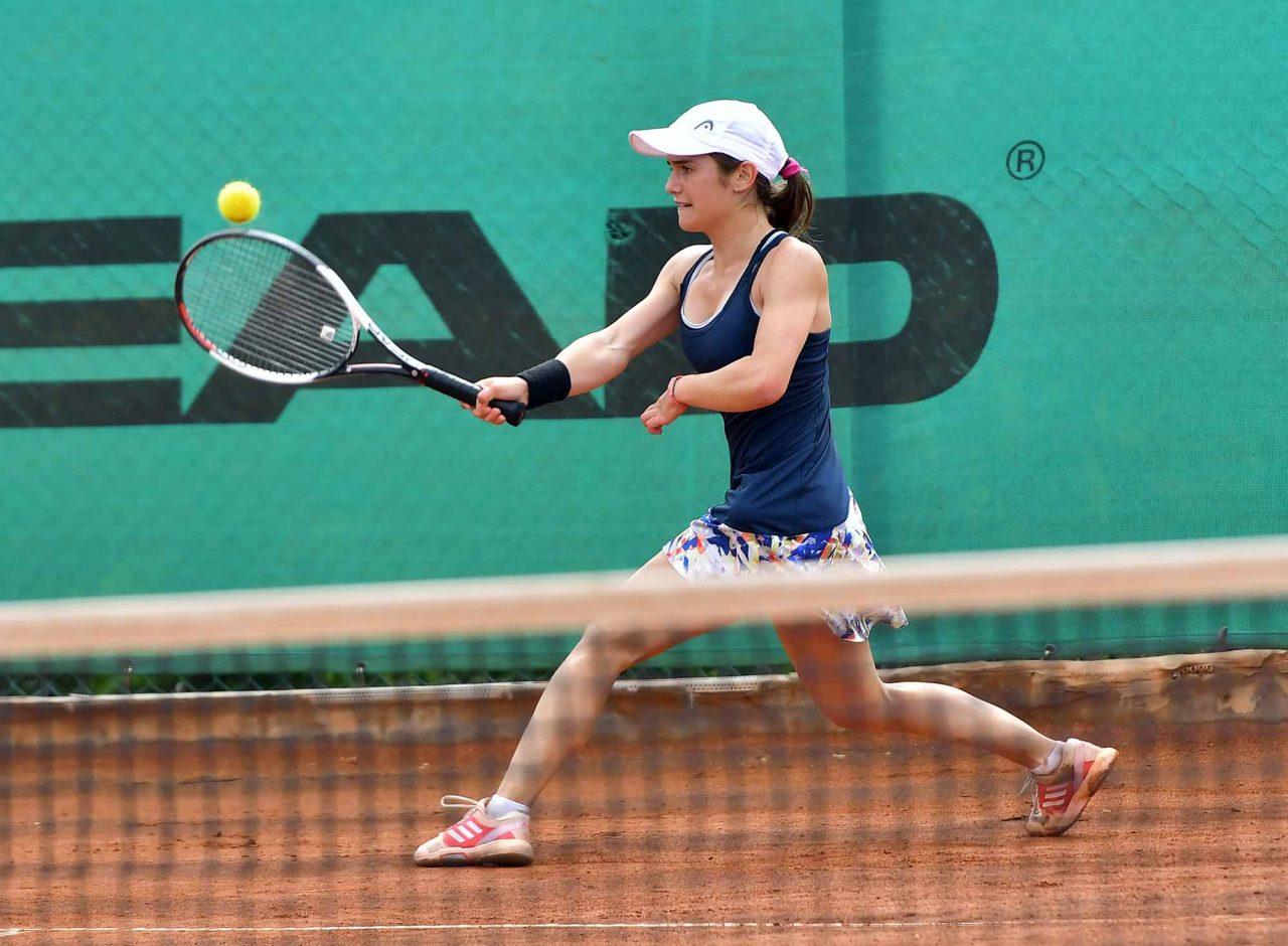Държавно първенство тенис до 14 год. ТК 15-40 полуфинал (32)
