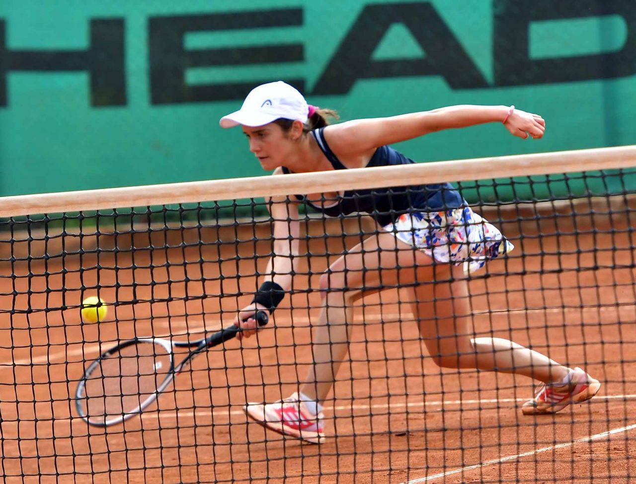 Държавно първенство тенис до 14 год. ТК 15-40 полуфинал (33)