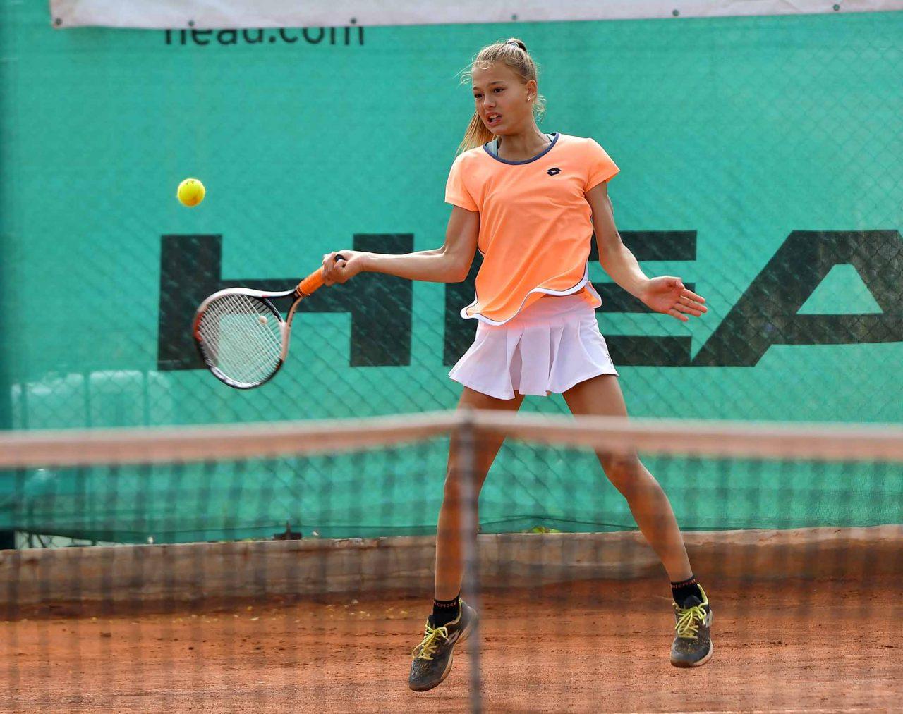 Държавно първенство тенис до 14 год. ТК 15-40 полуфинал (34)
