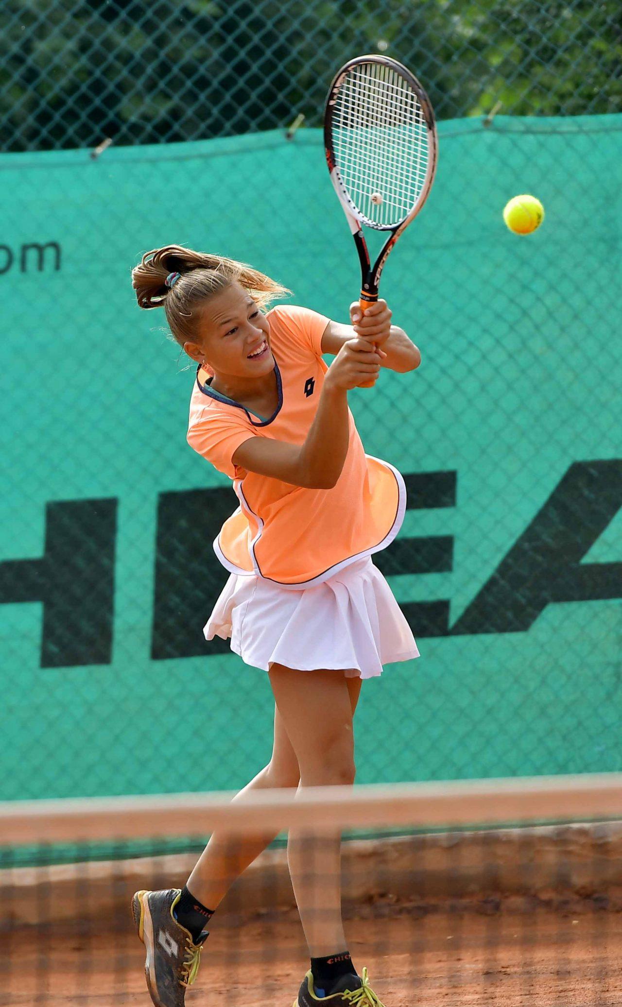 Държавно първенство тенис до 14 год. ТК 15-40 полуфинал (36)