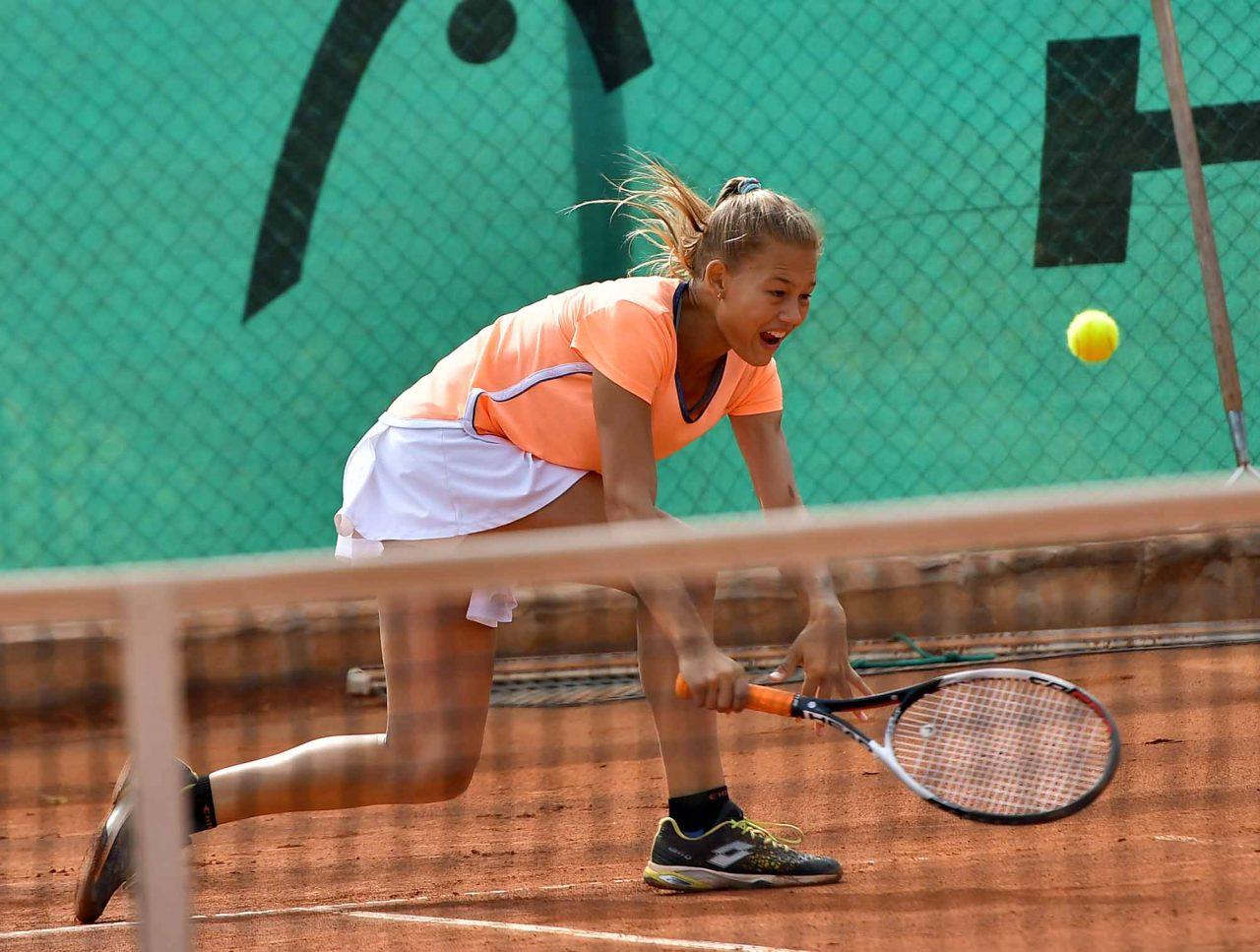 Държавно първенство тенис до 14 год. ТК 15-40 полуфинал (37)