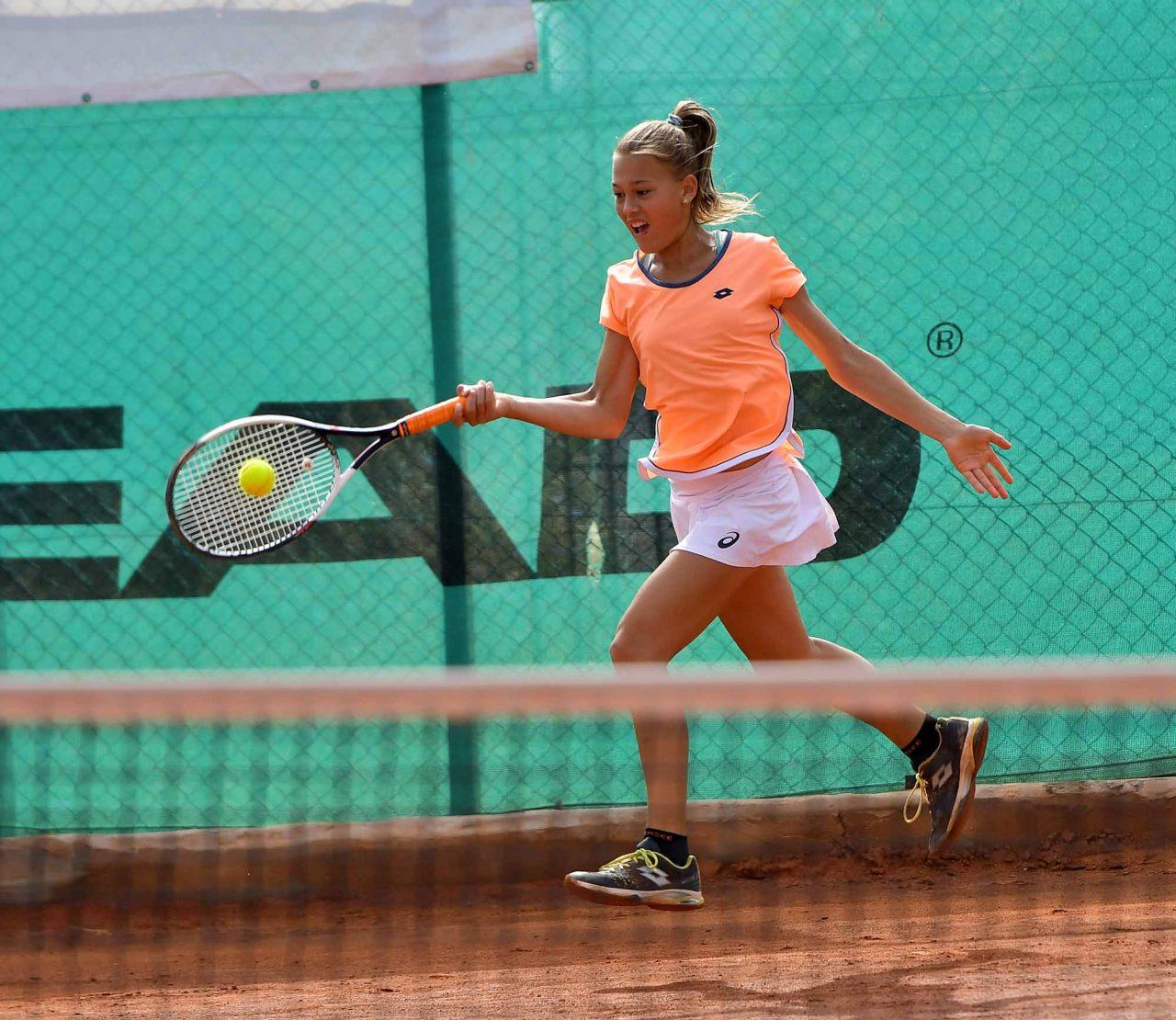 Държавно първенство тенис до 14 год. ТК 15-40 полуфинал (38)