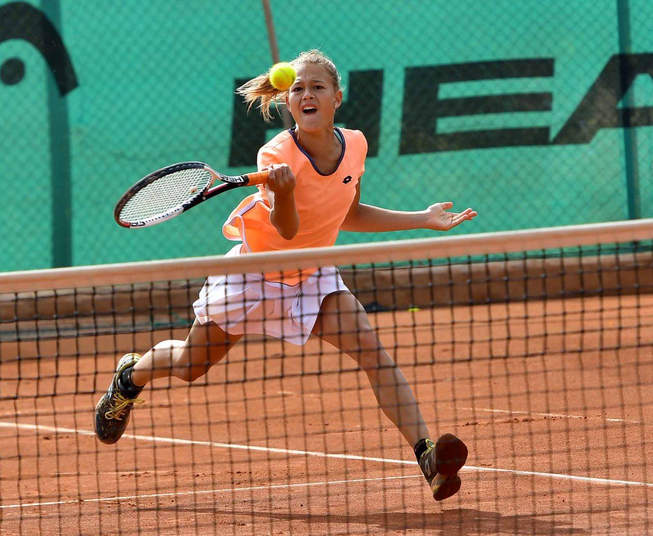 Държавно първенство тенис до 14 год. ТК 15-40 полуфинал (39)
