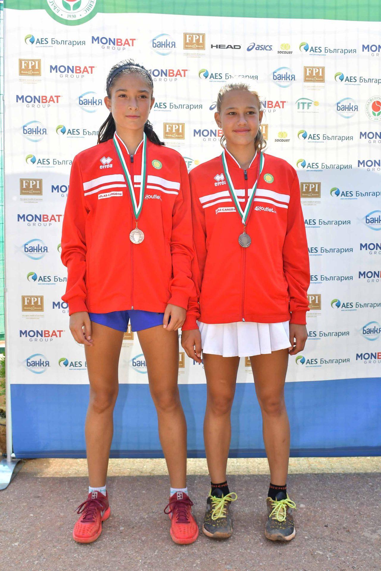 Държавно първенство тенис до 14 год. ТК 15-40 полуфинал (4)