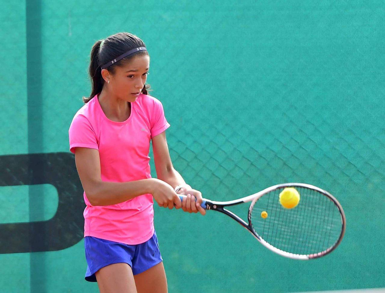 Държавно първенство тенис до 14 год. ТК 15-40 полуфинал (40)