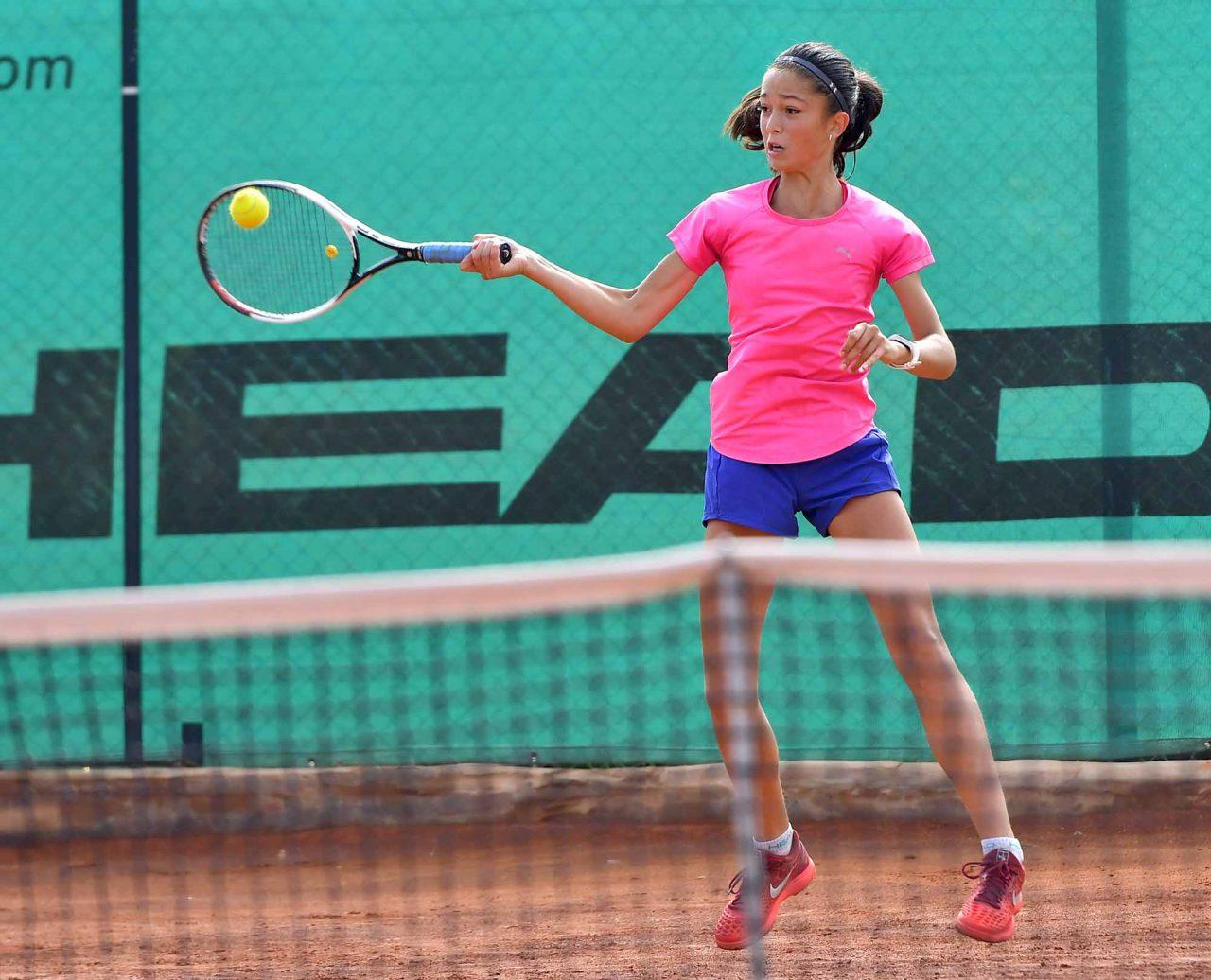Държавно първенство тенис до 14 год. ТК 15-40 полуфинал (41)