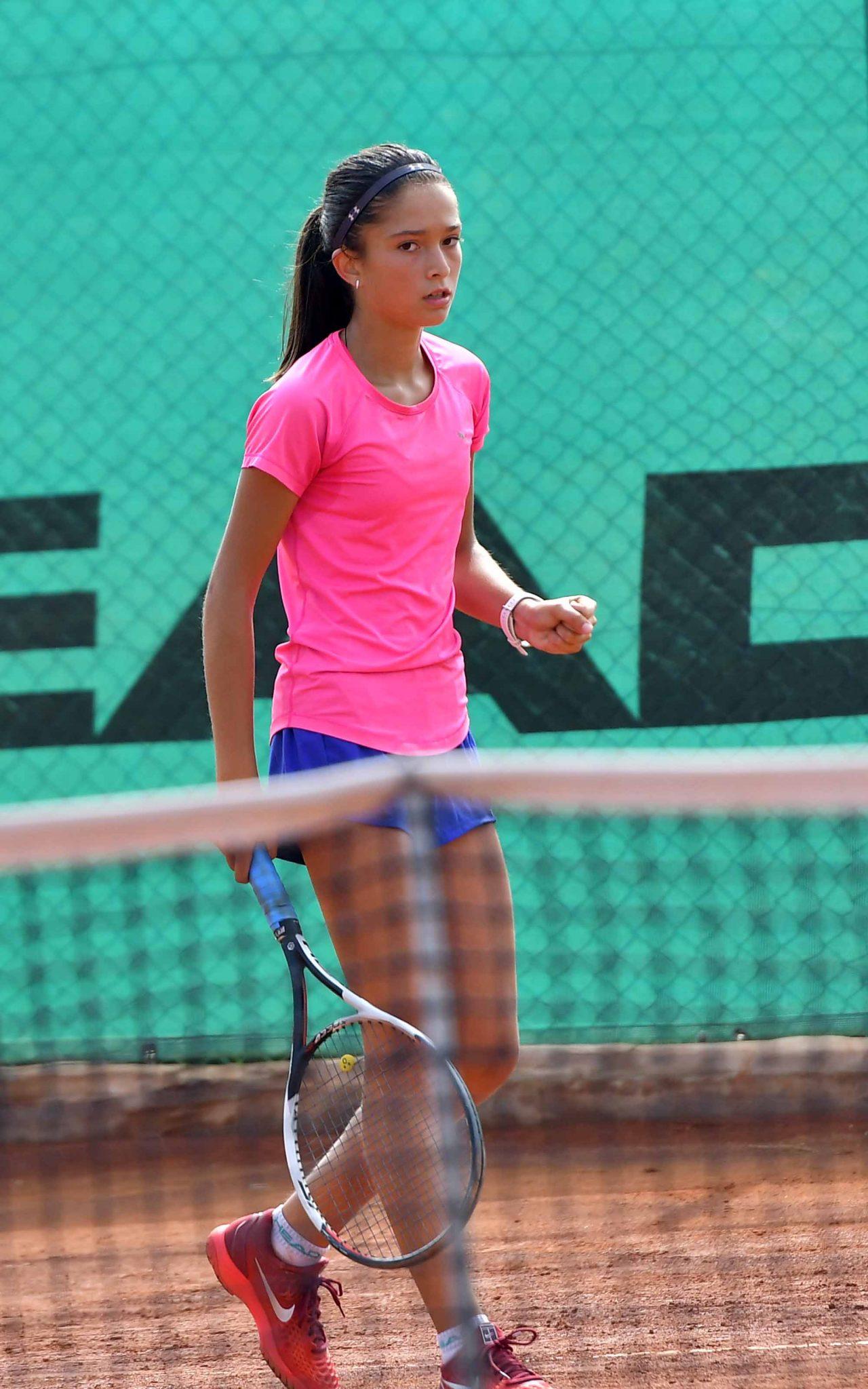 Държавно първенство тенис до 14 год. ТК 15-40 полуфинал (42)