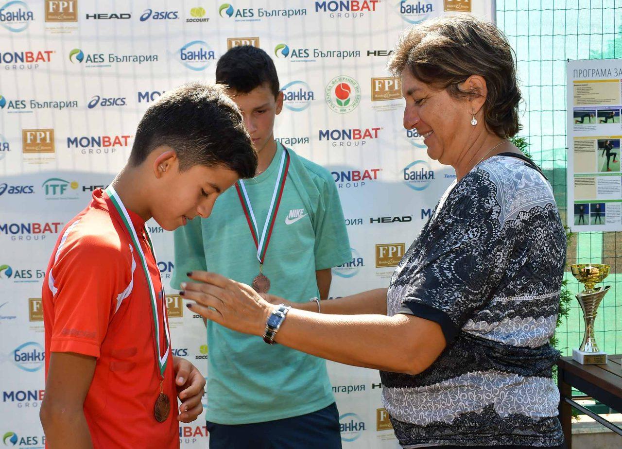 Държавно първенство тенис до 14 год. ТК 15-40 полуфинал (44)