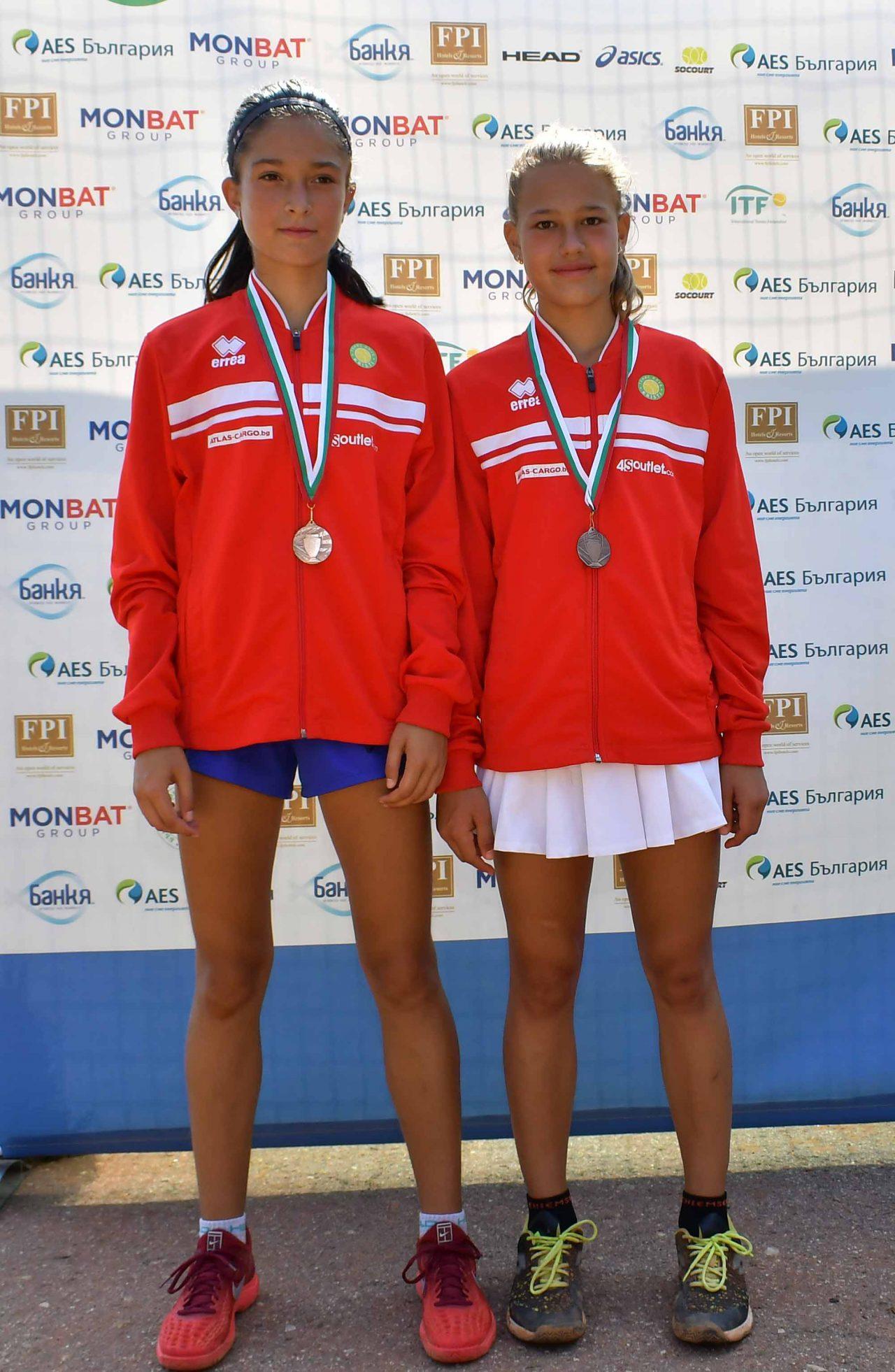 Държавно първенство тенис до 14 год. ТК 15-40 полуфинал (6)