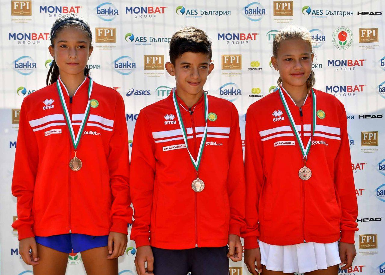 Държавно първенство тенис до 14 год. ТК 15-40 полуфинал (9)