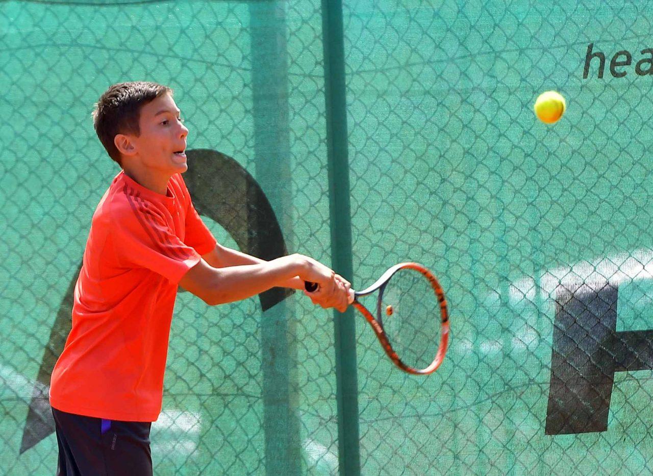 Държавно първенство тенис до 14 год. ТК 15-40 финал двойки (1)