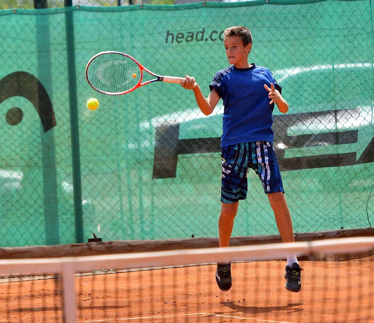 Държавно първенство тенис до 14 год. ТК 15-40 финал двойки (10)