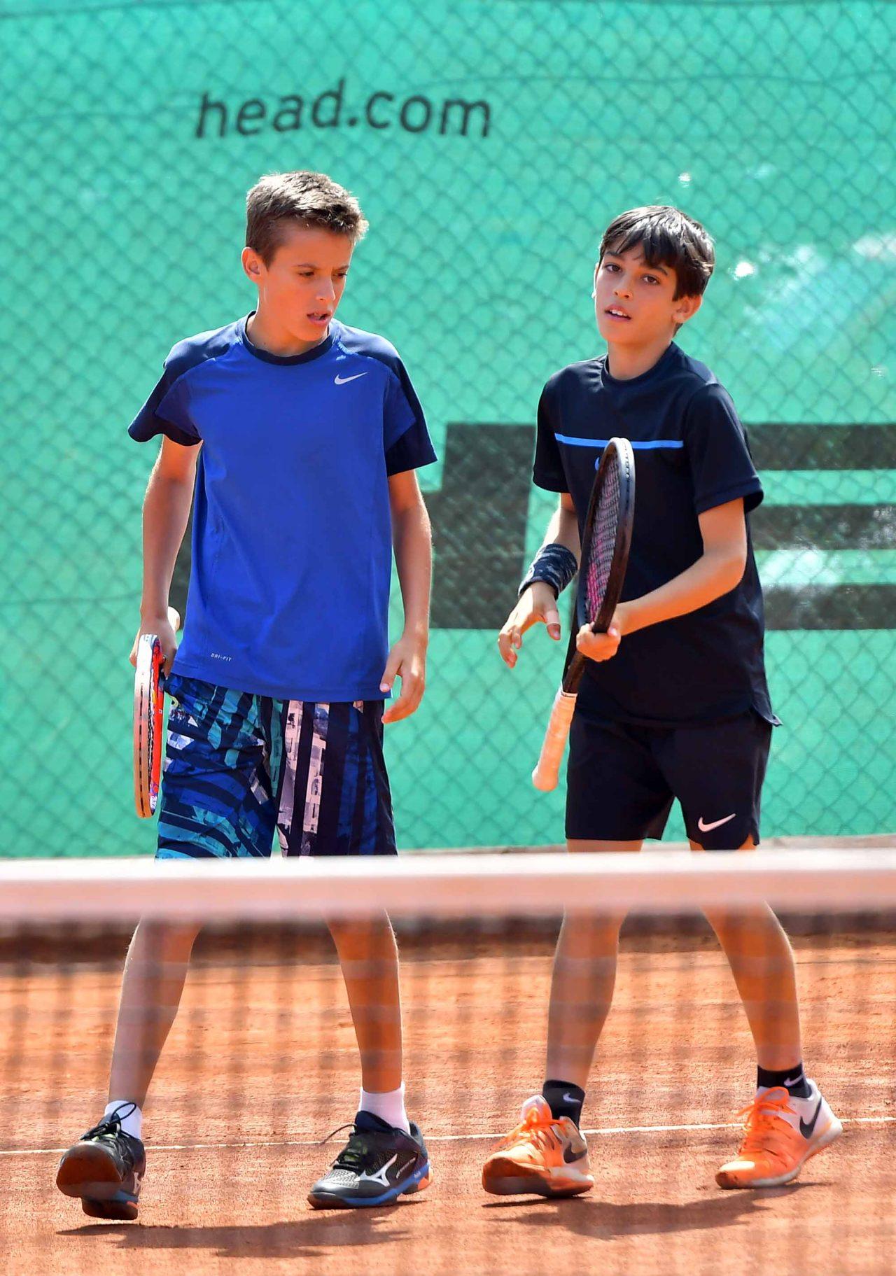 Държавно първенство тенис до 14 год. ТК 15-40 финал двойки (11)