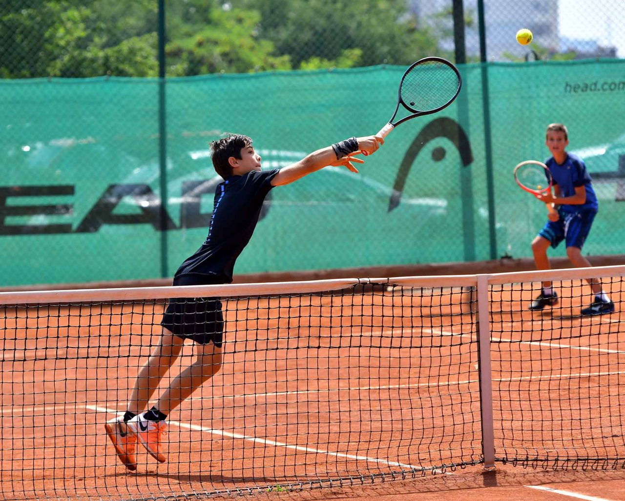 Държавно първенство тенис до 14 год. ТК 15-40 финал двойки (12)