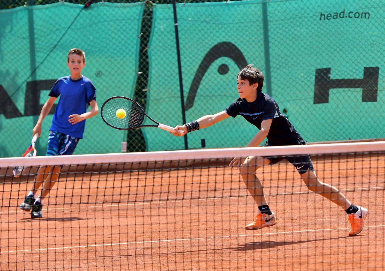 Държавно първенство тенис до 14 год. ТК 15-40 финал двойки (13)