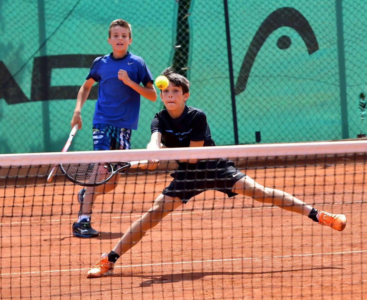Държавно първенство тенис до 14 год. ТК 15-40 финал двойки (14)