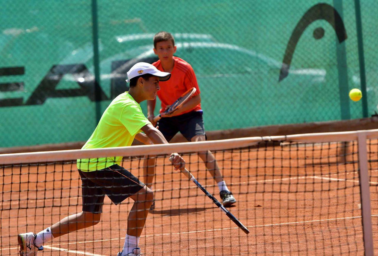 Държавно първенство тенис до 14 год. ТК 15-40 финал двойки (15)