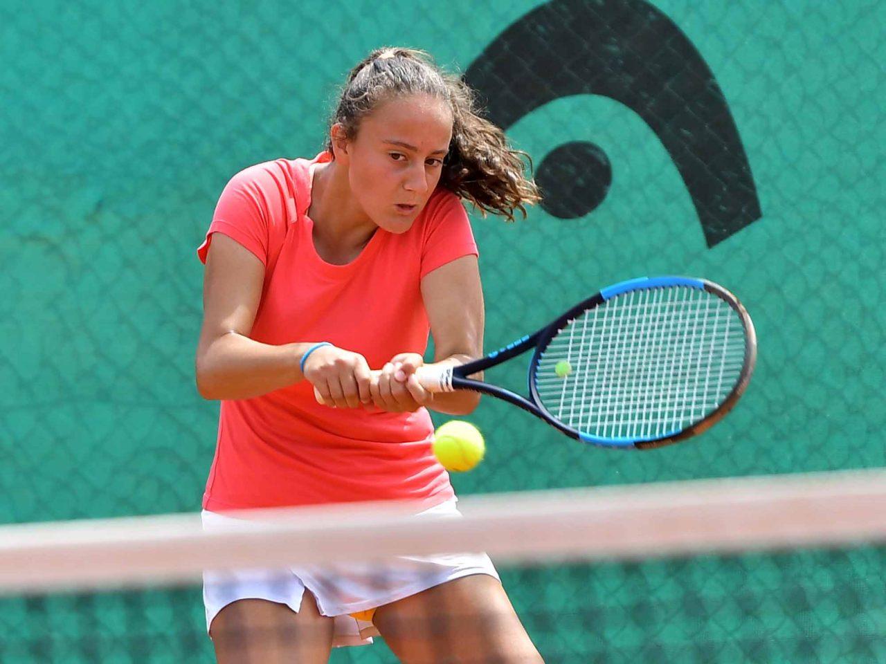Държавно първенство тенис до 14 год. ТК 15-40 финал двойки (18)