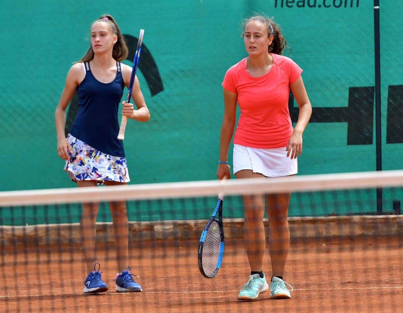 Държавно първенство тенис до 14 год. ТК 15-40 финал двойки (19)