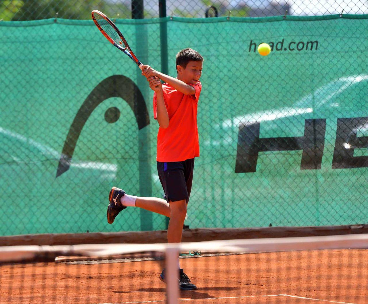 Държавно първенство тенис до 14 год. ТК 15-40 финал двойки (2)