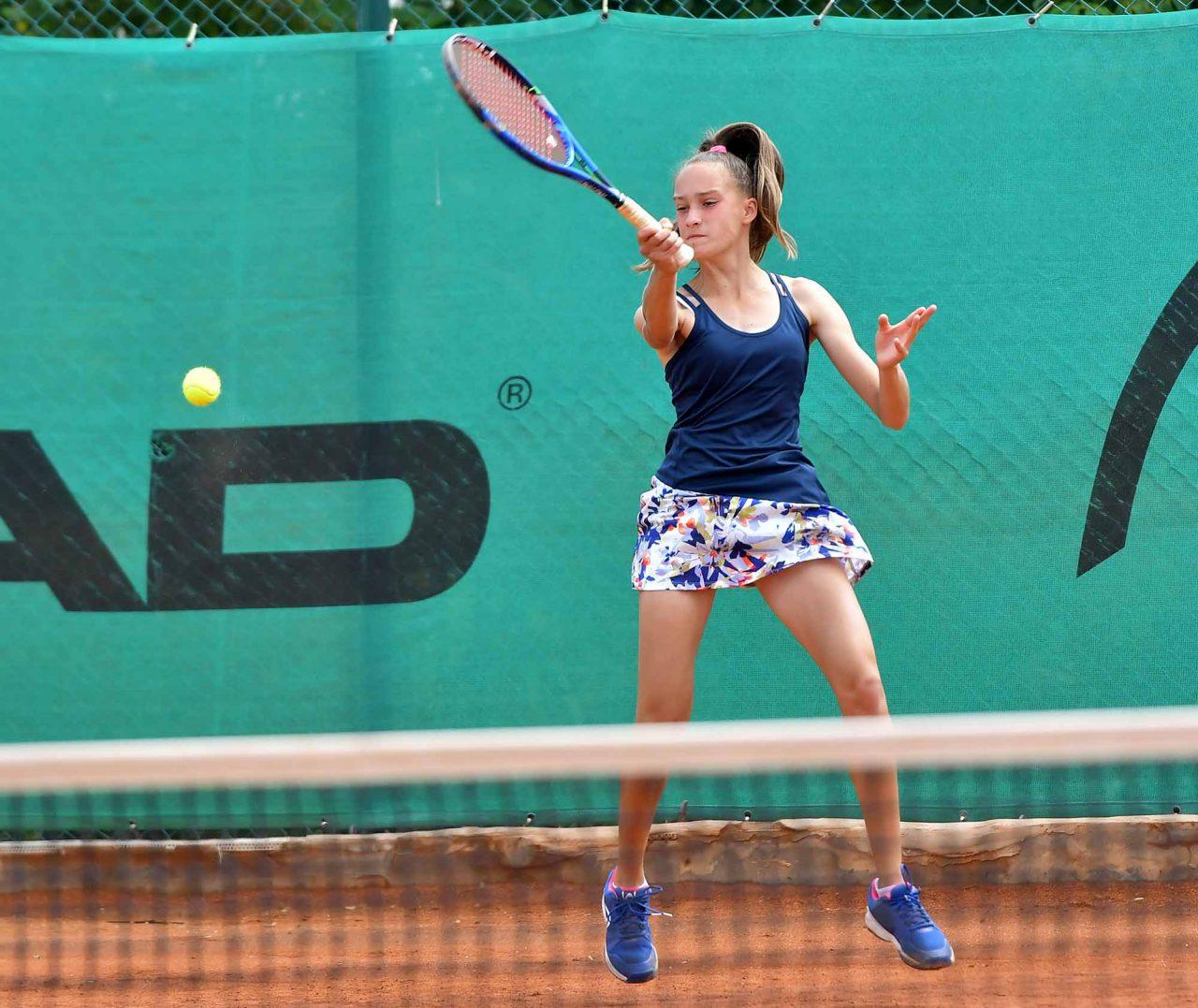 Държавно първенство тенис до 14 год. ТК 15-40 финал двойки (20)