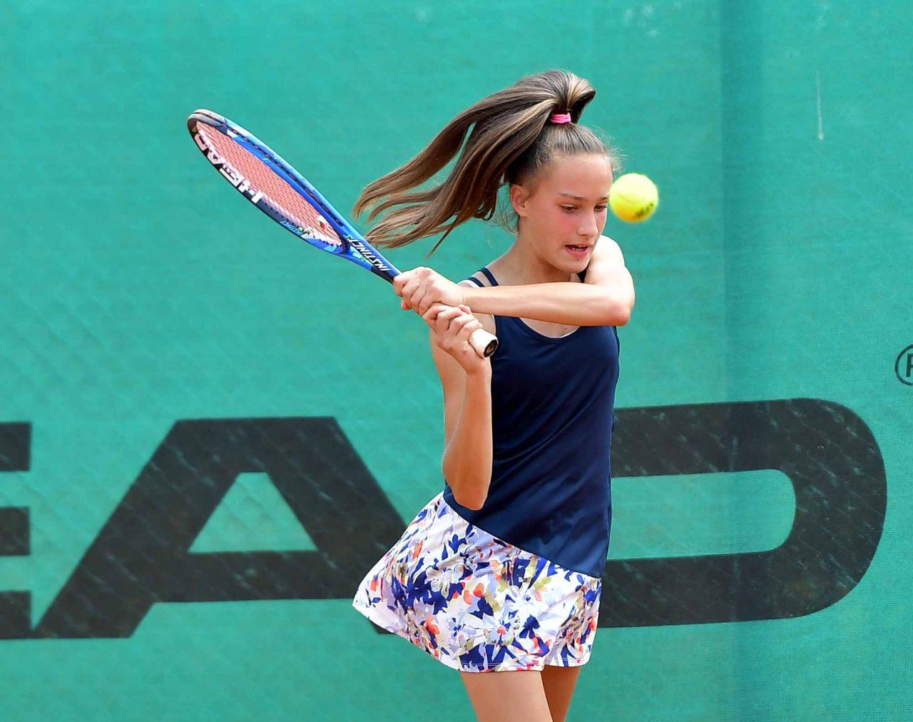 Държавно първенство тенис до 14 год. ТК 15-40 финал двойки (21)